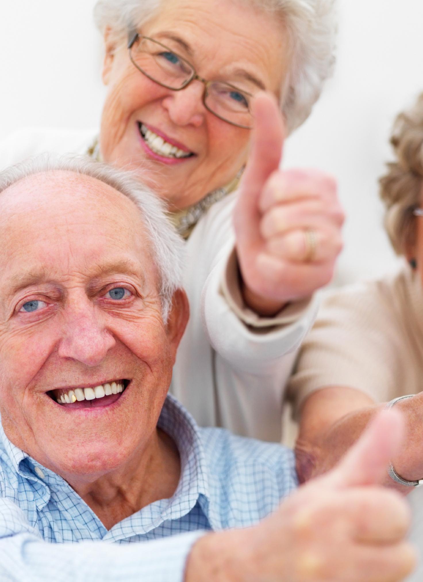 S'appareiller soigne la dépression des personnes âgées