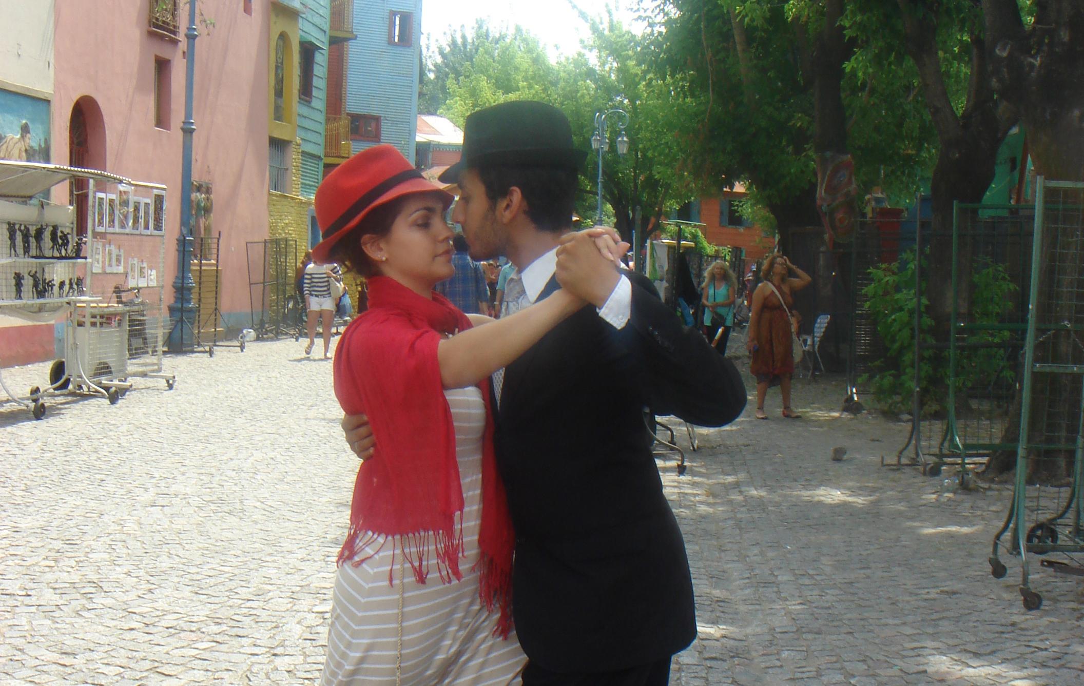 Cours de tango et mariage à Buenos Aires