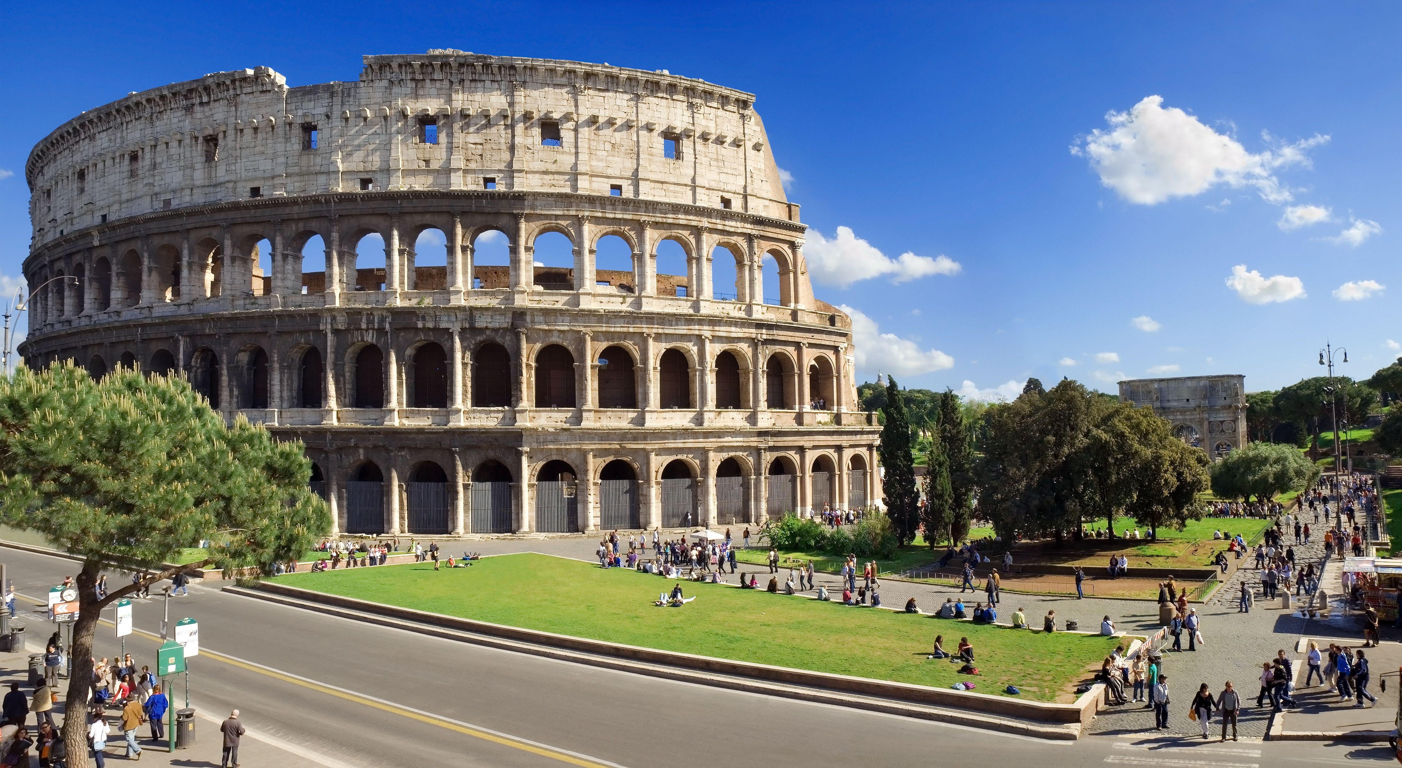 Rome, spirituelle et éternelle…