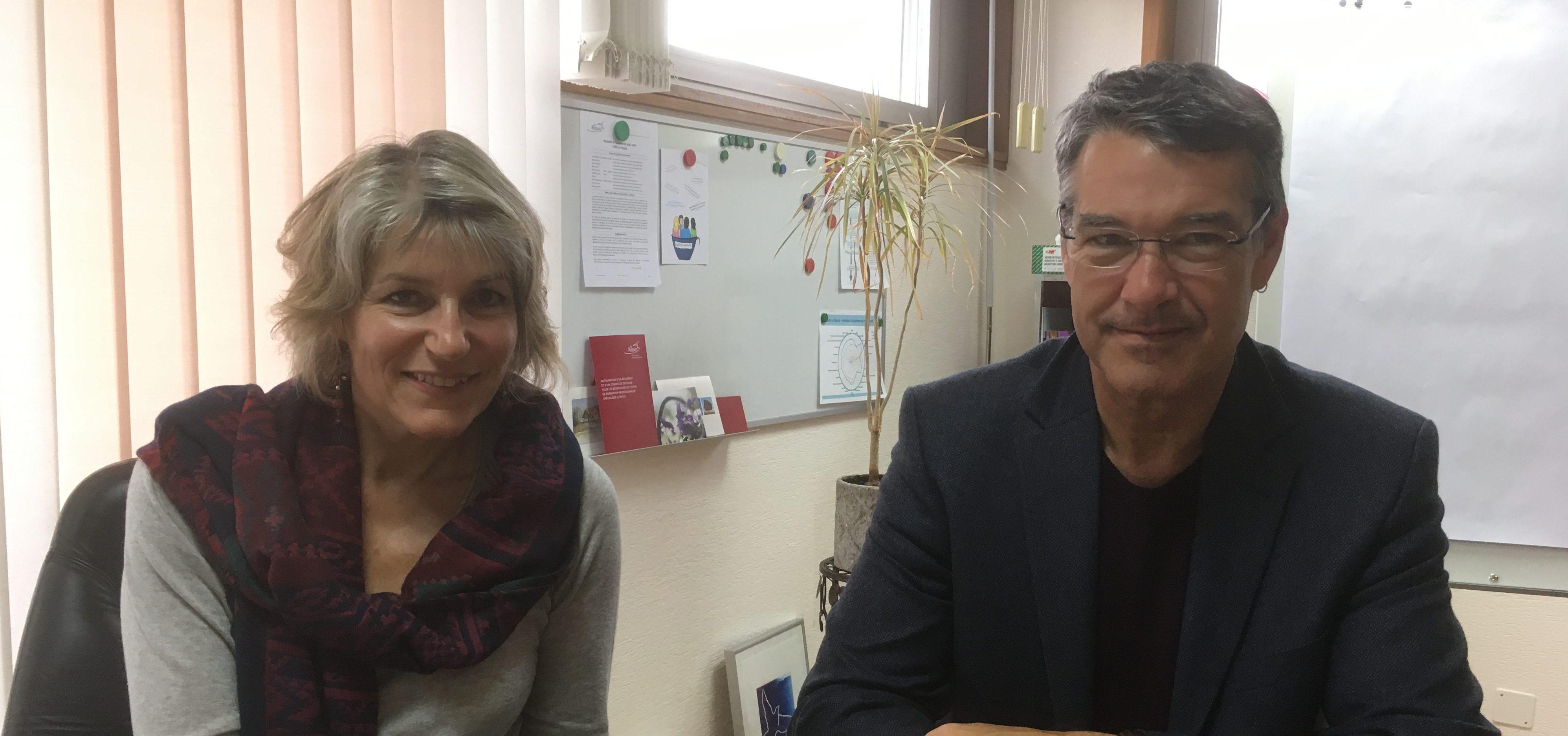 Vaud : Le Repuis, des formations professionnelles sur mesure