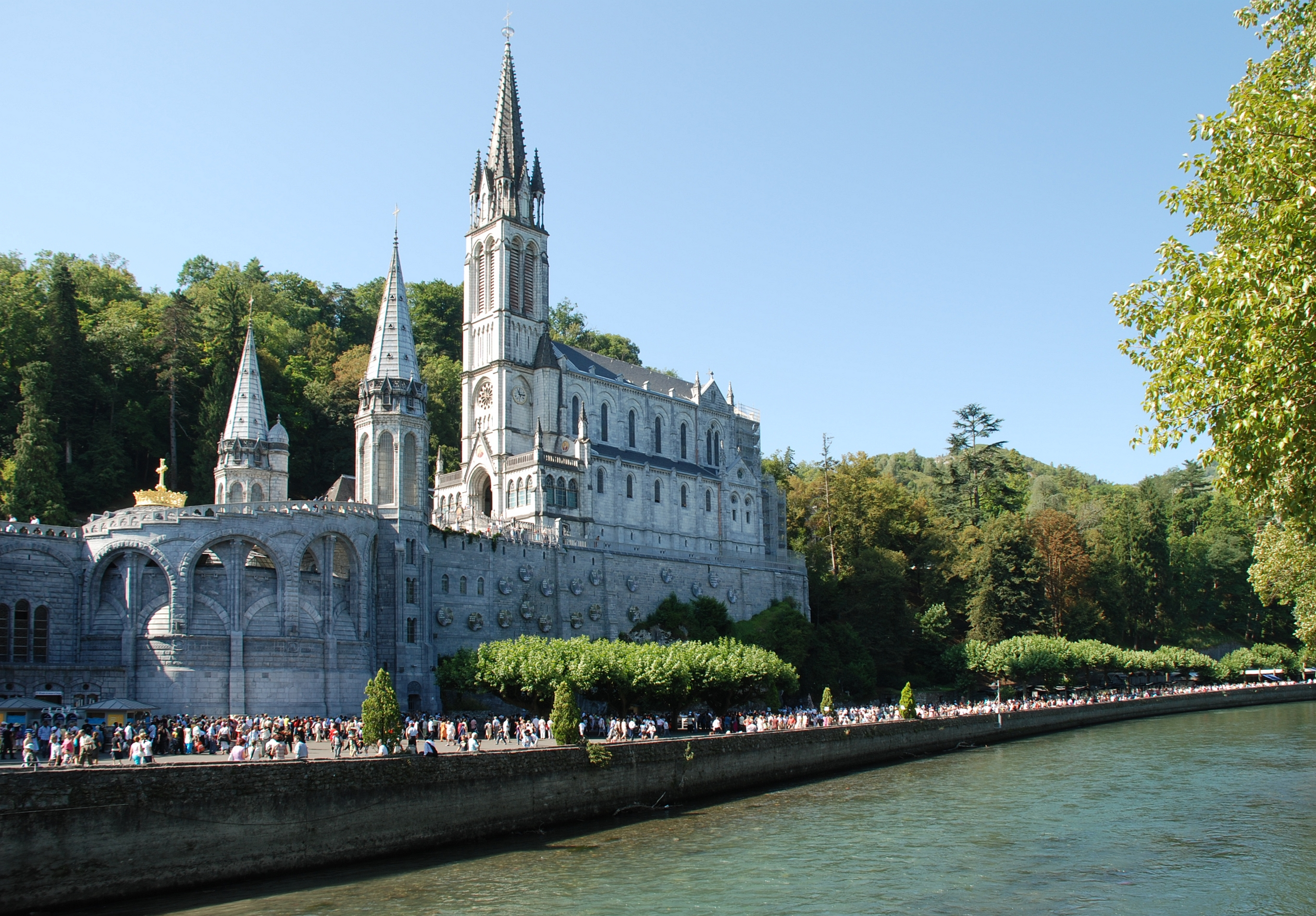 Pèlerinage express à Lourdes