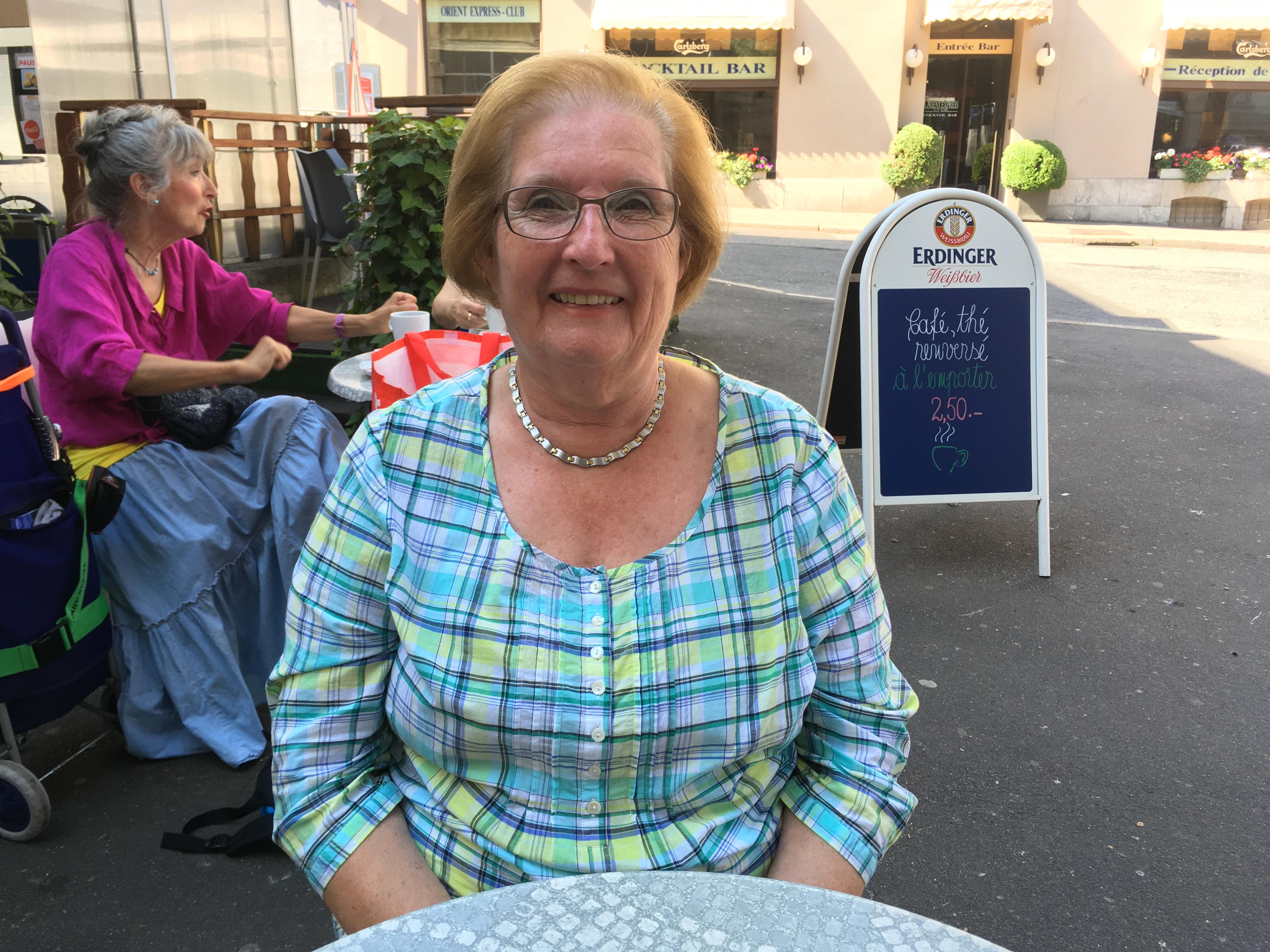 Madeleine Nicolier: d'Alexandrie à Blonay, une vie entre humour et résilience