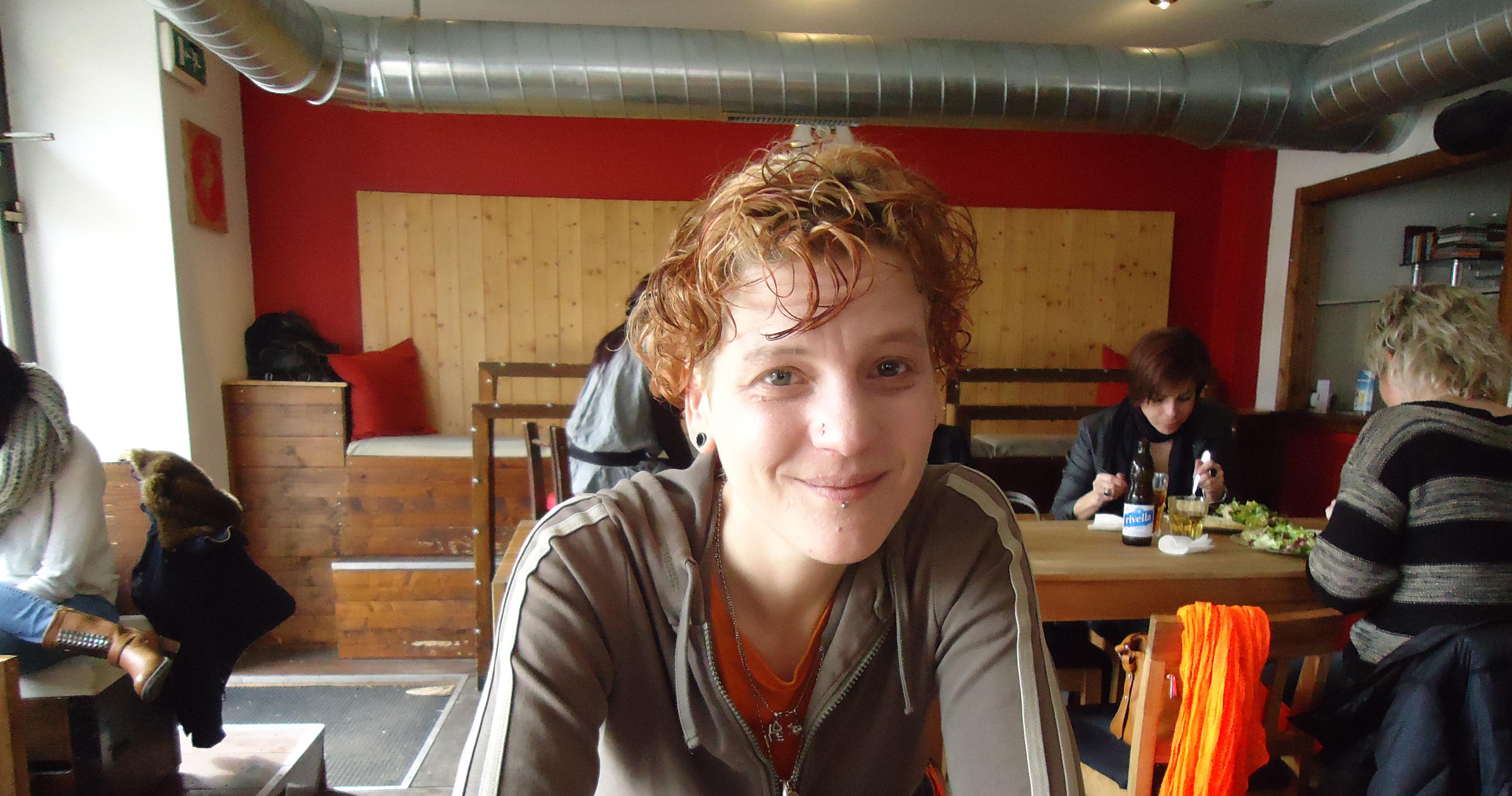 Christelle Montavon, nouvelle présidente de l'Amicale des malentendants de La Chaux-de-Fonds