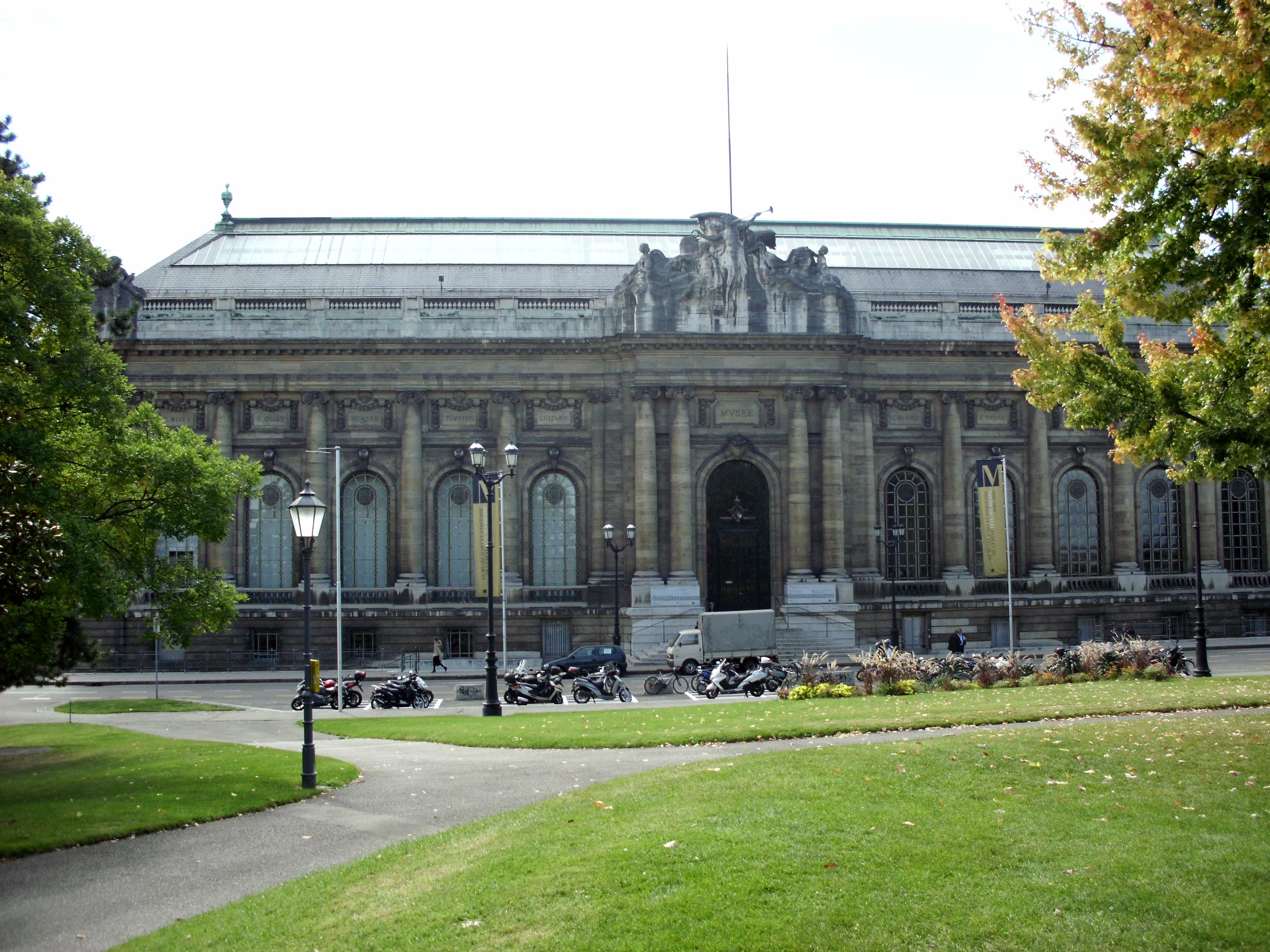 Musées genevois : Les visites guidées accessibles aux malentendants