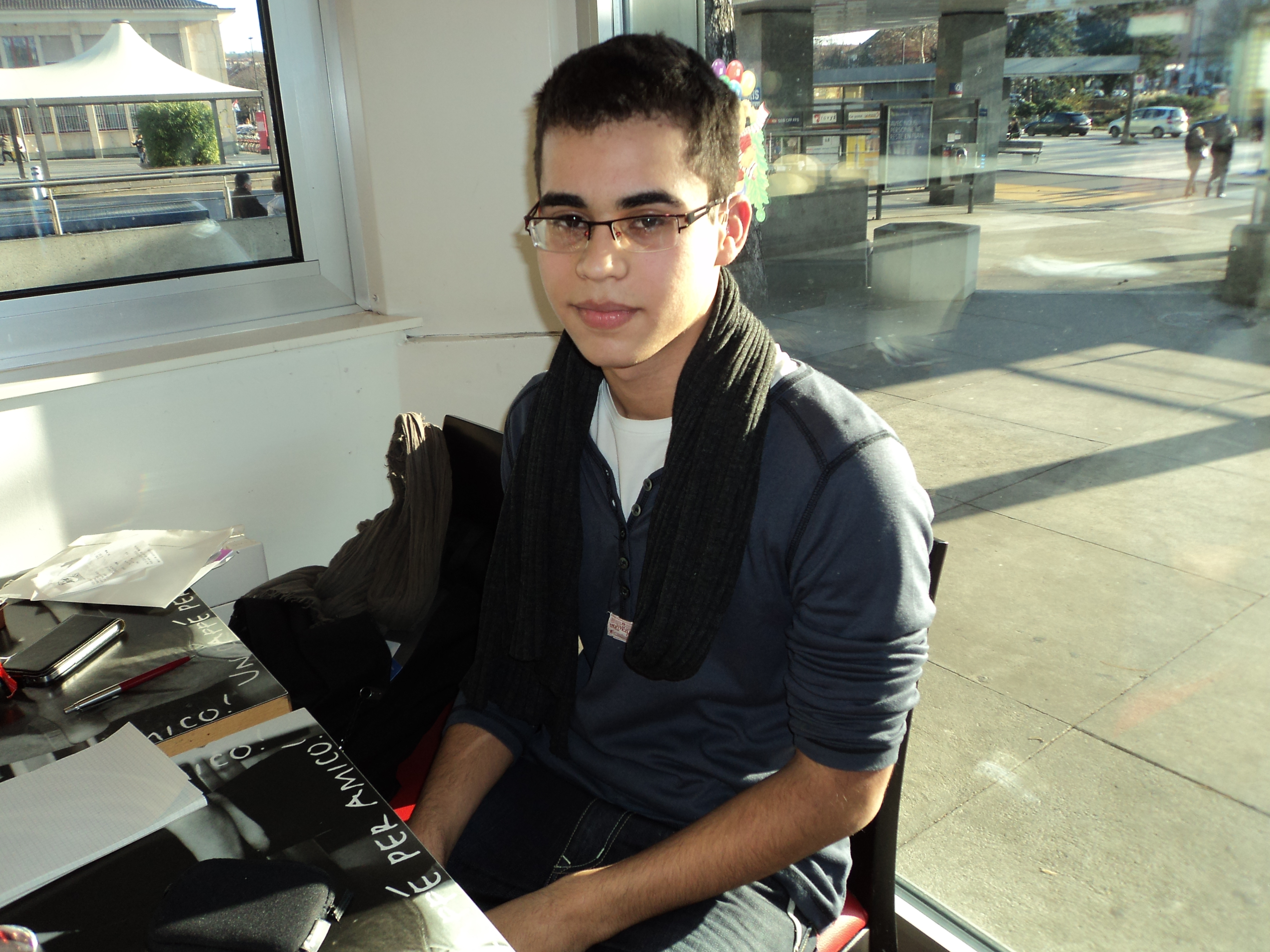 Lucas Macedo da Silva: « je cherche toujours à aller de l'avant ! »