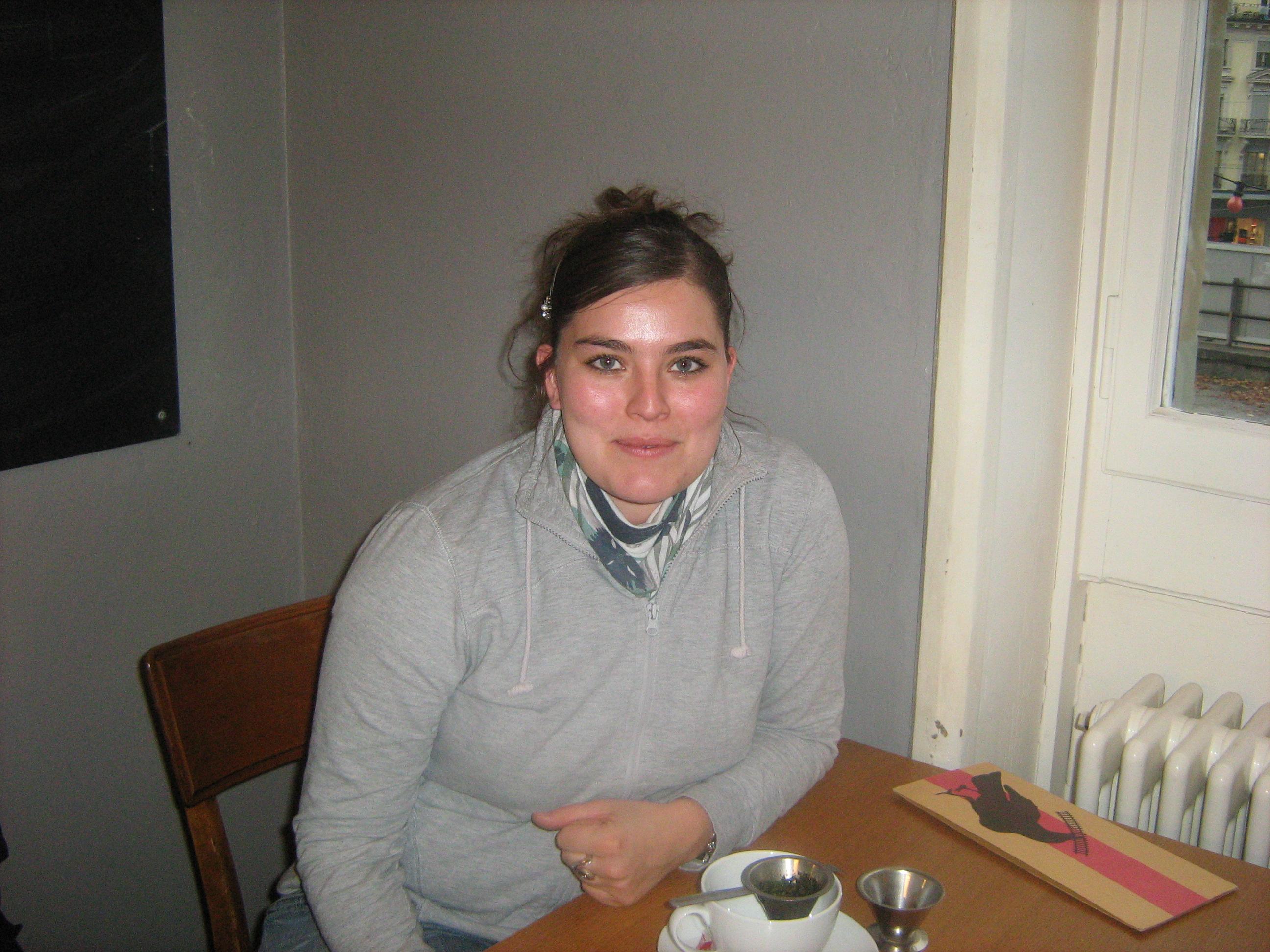Virginie Michel, de la surdité à l'HEP