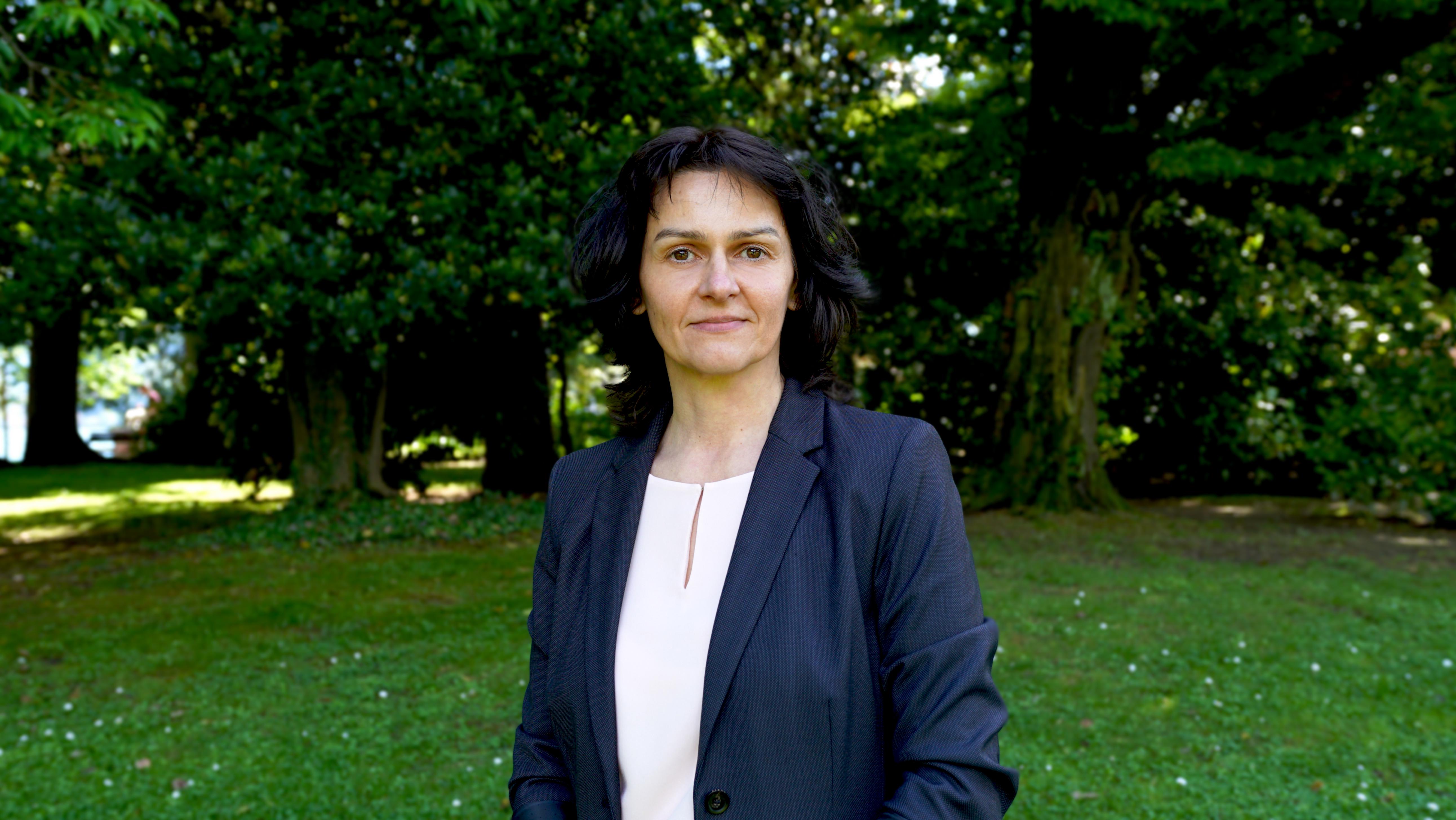 La fédération suisse des sourds à une nouvelle présidente
