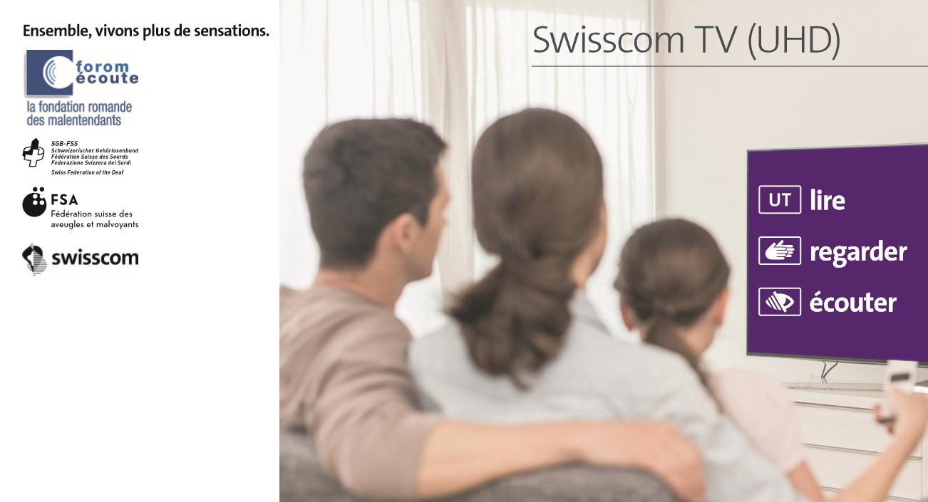Box « Swisscom TV » pour tous