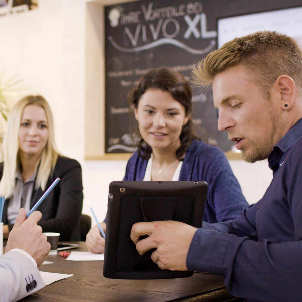 Collaboration entre Swisscom Academy & forom écoute