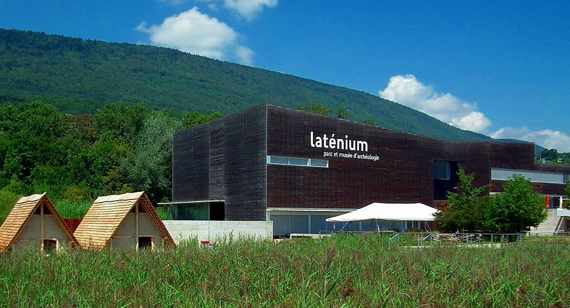 Visite  du Laténium à Hauterive – Neuchâtel