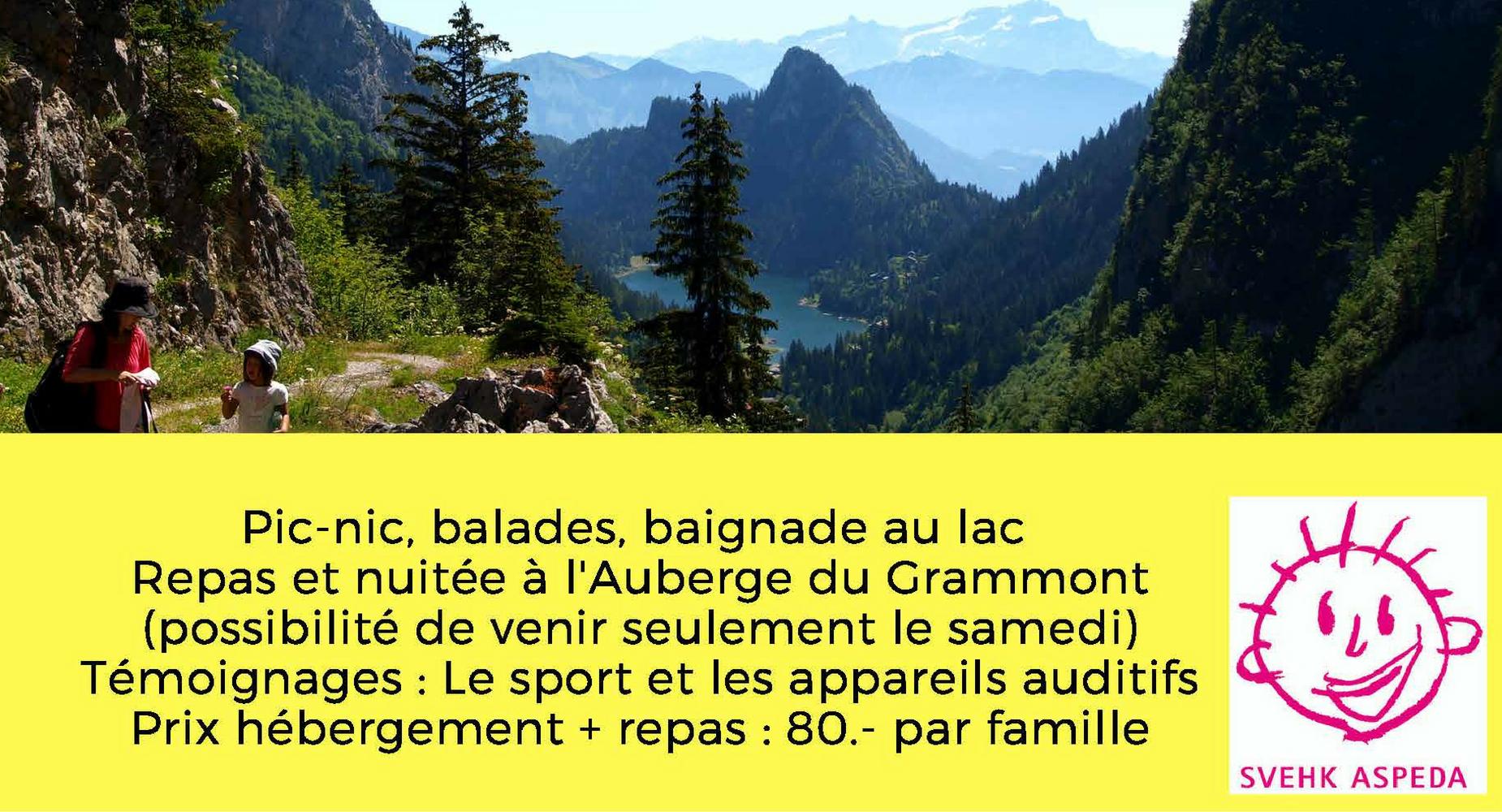Journée romande des familles – Association Suisse de Parents d'Enfants Déficients Auditifs