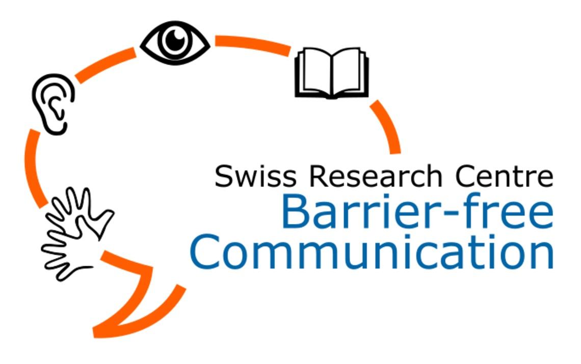 Enquête suisse sur la communication sans obstacle