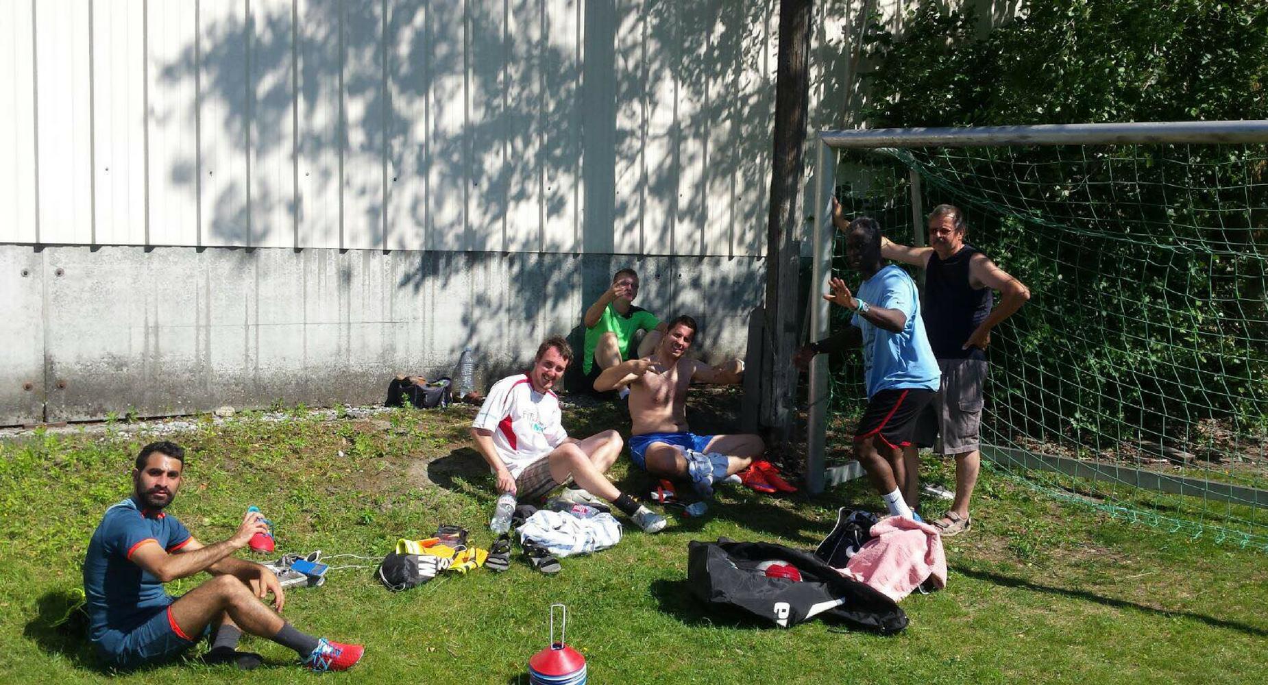 Football mixte Société des Sourds Valais