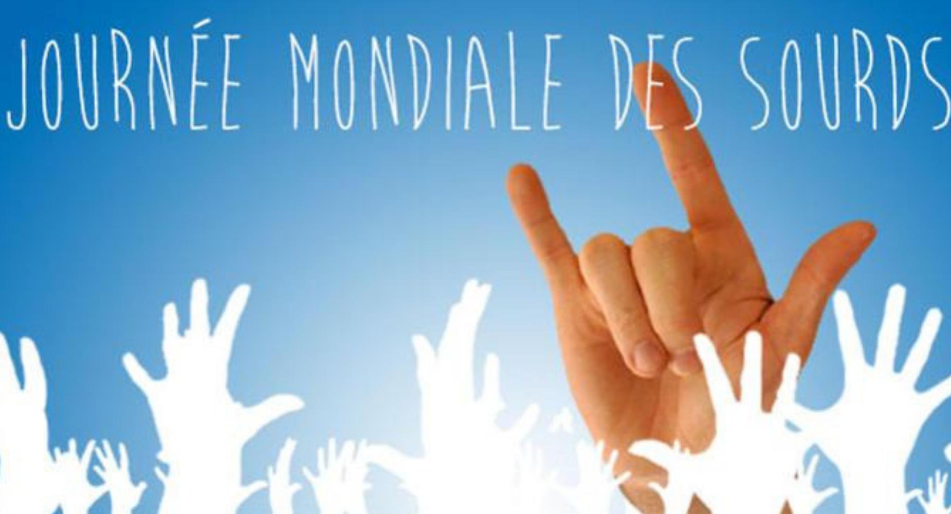 Journée Mondiale des Sourds – Société des sourds de Genève