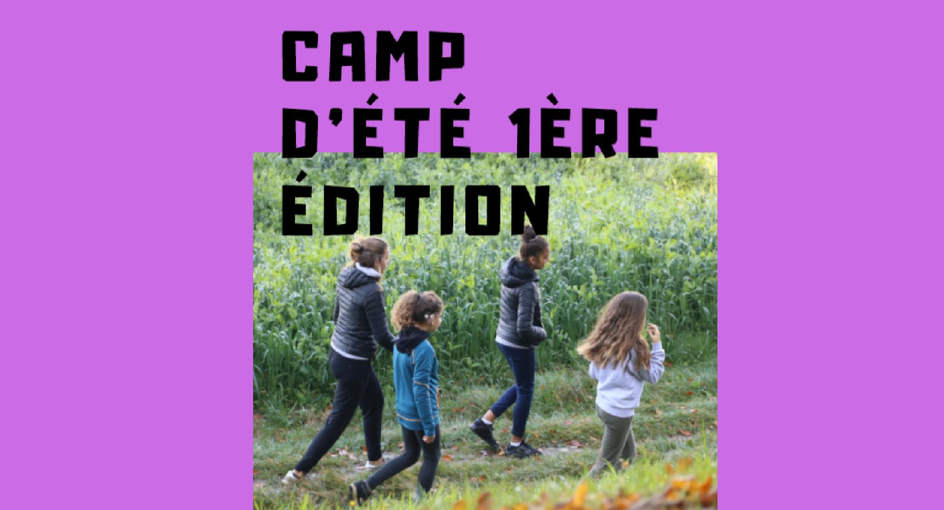 Camp à Assens