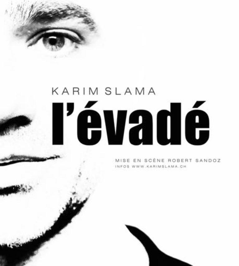 Karim Slama présente son nouveau spectacle