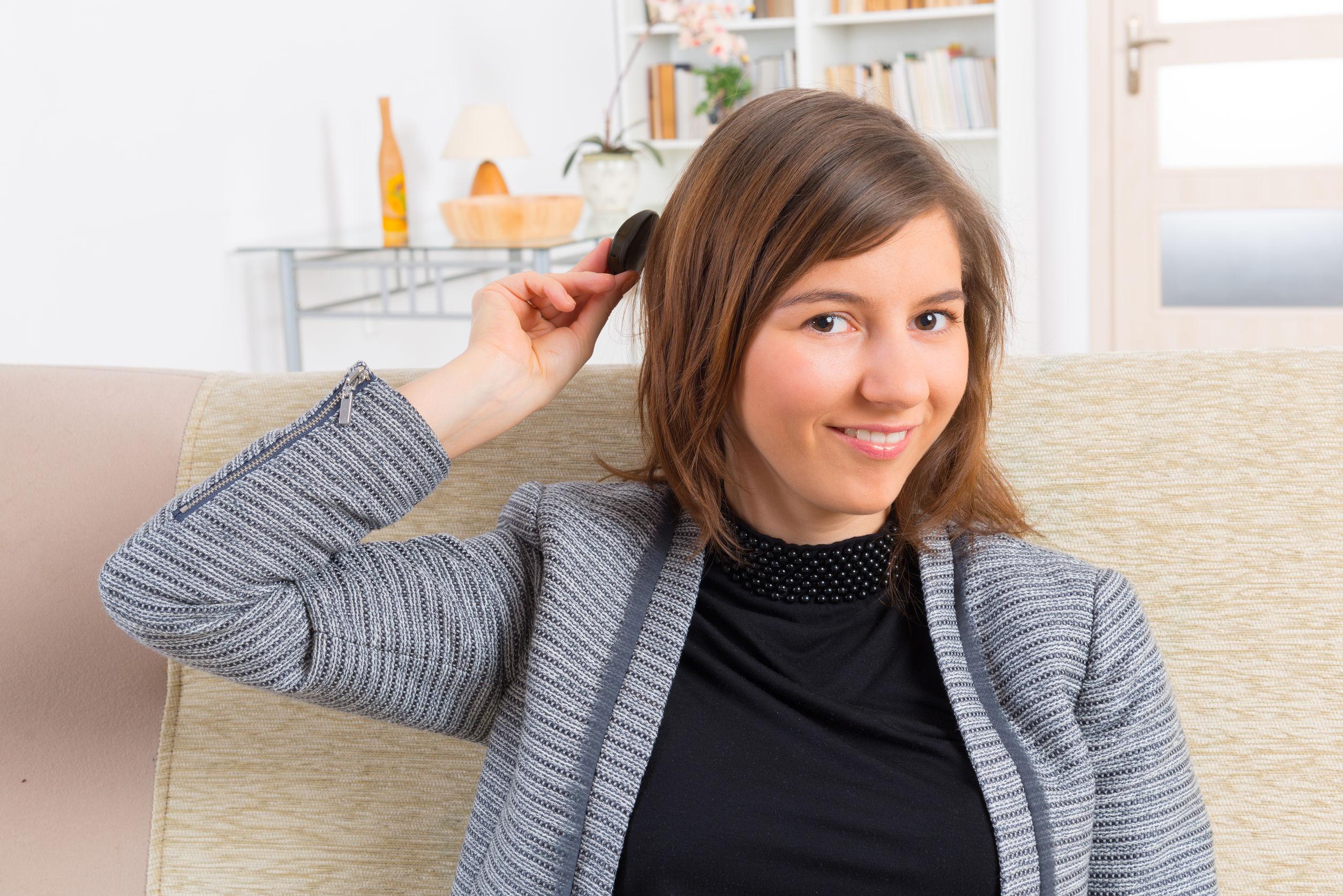 L'implant cochléaire améliore très rapidement l'audition