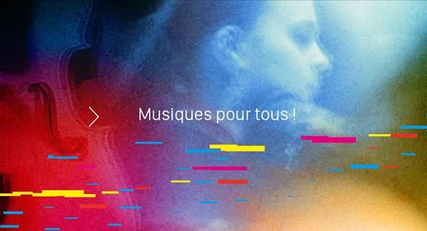 Conservatoire de musique neuchâtelois - Musique pour tous !