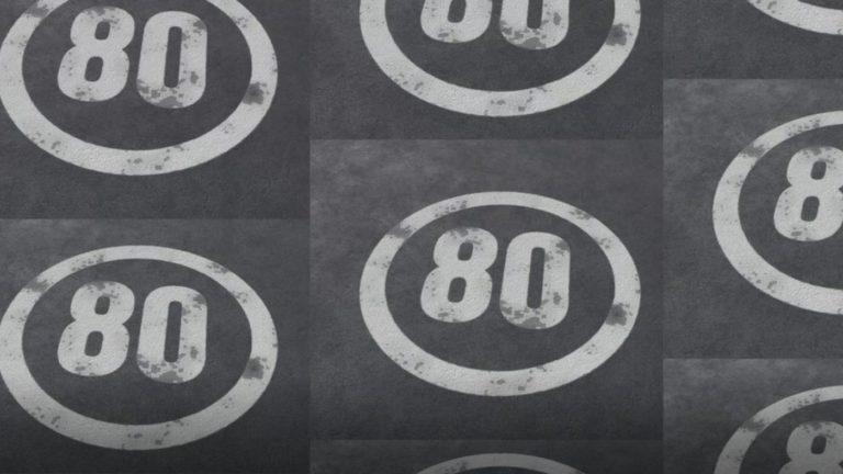 « Écoute bien et dépasse pas les 80 ! »