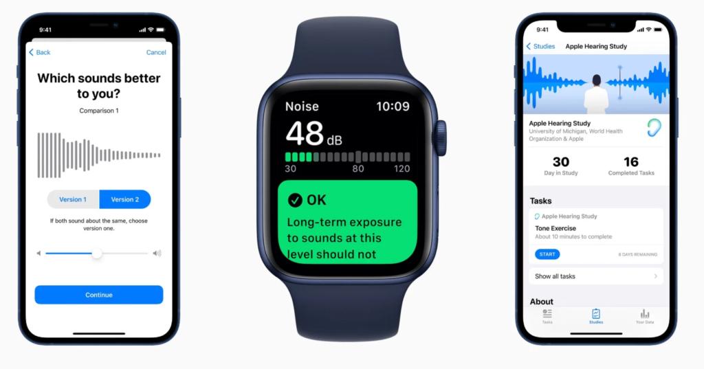Ecouteurs et environnement sonore: une méga-étude d'Apple confirme leur impact sur notre santé auditive