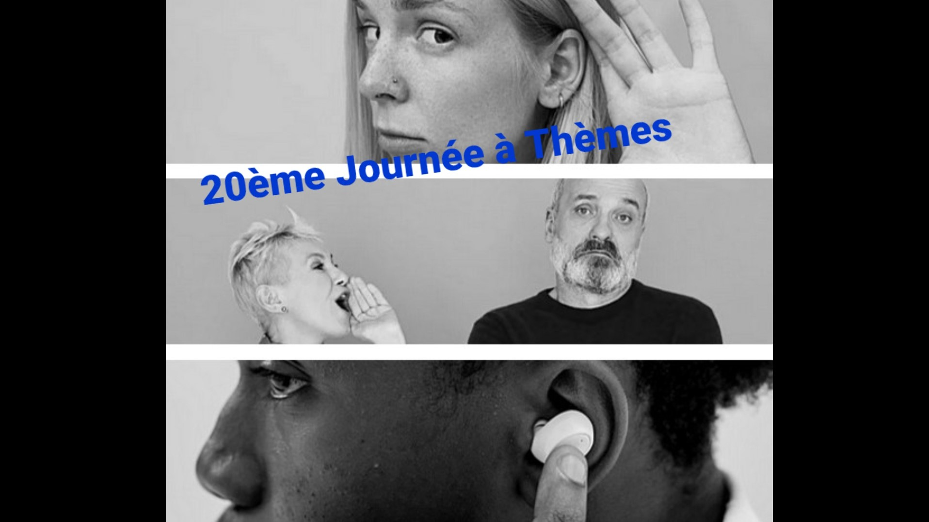 Les rediffusions de la 20ème Journée à Thèmes sont enfin en ligne