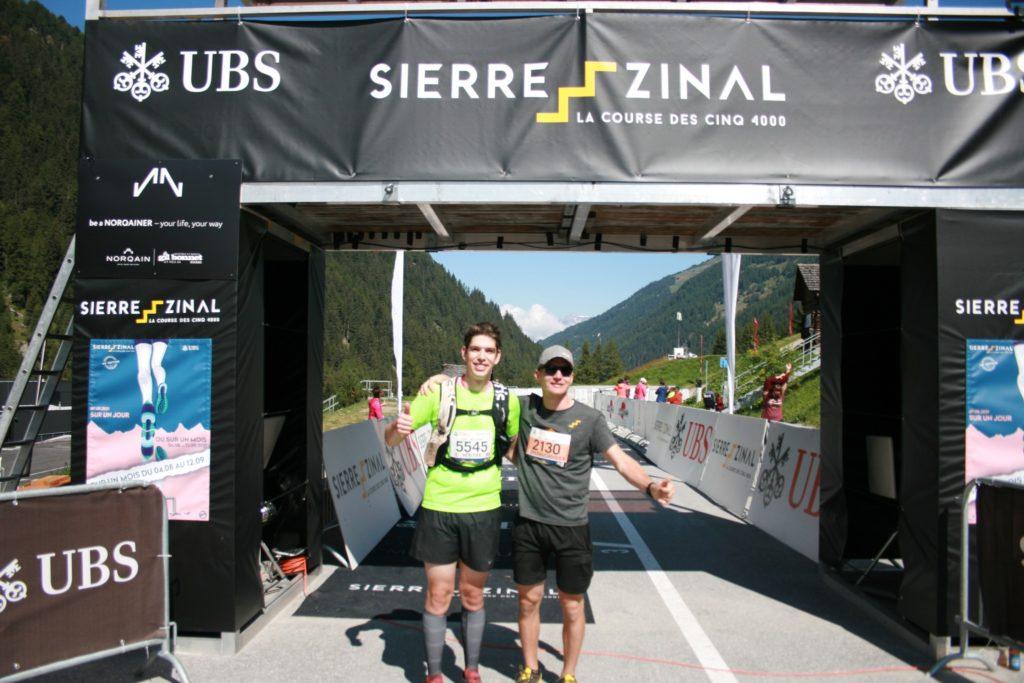 31 kilomètres de course au cœur des Alpes valaisannes !
